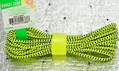 New Neon Yellow Bungee Cord 18 Feet Long 5.49 m Horizon Group USA 54688C