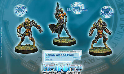INFINITY - Corvus Belli - TOHAA SUPPORT PACK - NEW