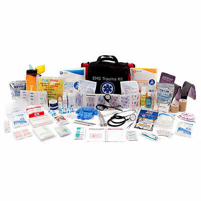 Brand New Nutristore Deluxe EMS-style Emergency Trauma Supply First Aid Kit