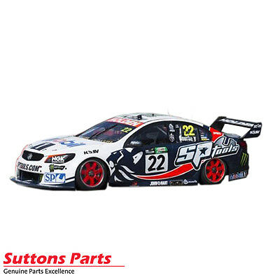 New Authentic Holden 2015 Hrt Brock Courtney 1: 18 Model Part B18H15Y
