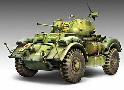 1/35 WWII Staghound Mk.I Late Version 13283 - Plastic Model Kit
