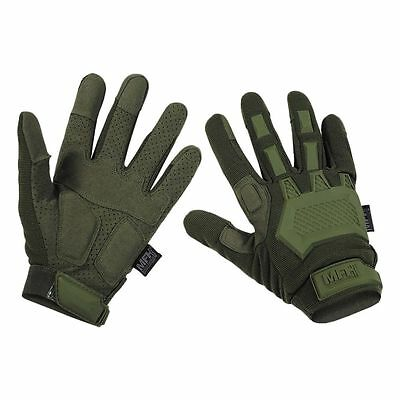 MFH Tactical Handschuhe Action oliv