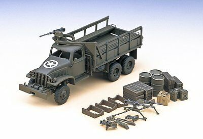 Academy U.S. 2.5 Ton Cargo Truck and Accessories