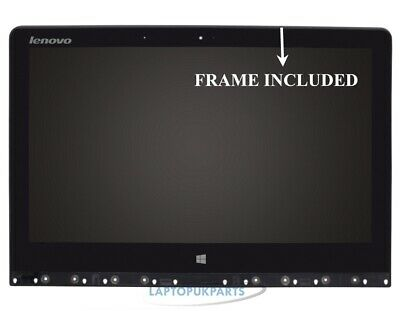 Lenovo Yoga 3 Pro 1370 Touch Screen Digitizer LCD Display Panel LTN133YL03-L01