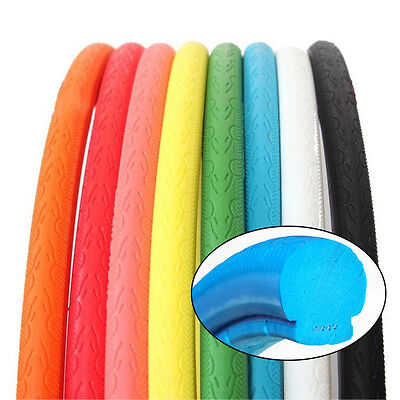 Bicycle Cycling Solid Tire 700Cx23 Road Bike Tubeless Vacuum Tyre Fixed Gear