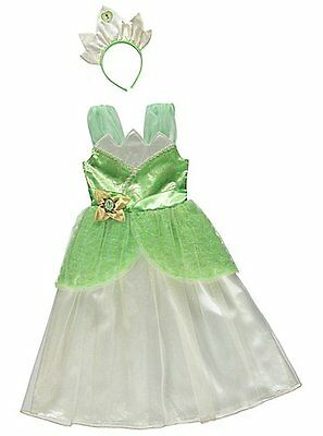 Girls Kids Little Miss Santa Fancy Dress Costume Christmas Outfit Age 2-10 years