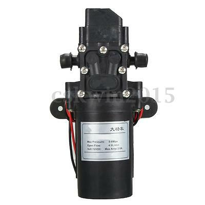 0.6MPa DC 12V 4L/min High Pressure Diaphragm Water Pump For Home Agricultural