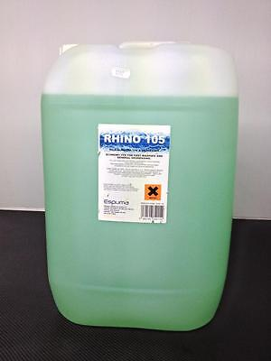 Rhino 105 Traffic Film Remover Tfr 25L 25Ltr Car And Truck Wash Valet 100:1