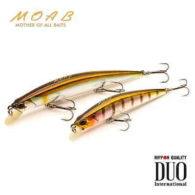 DUO MOAB 85 , 120 mm Floating Hard Bait Lure Twitching