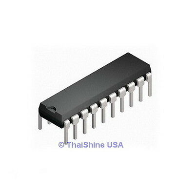 ATTINY2313A-PU ATTINY2313 MICROCONTROLLER IC - USA Seller - Fast Free Shipping