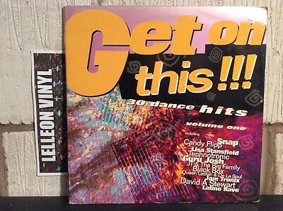 Get On This !!! 30 Dance Hits Compilation Double LP STAR2420 Dance Pop 90's