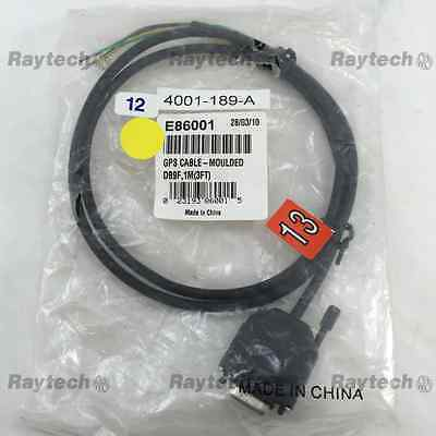Raymarine E86001 1M GPS Serial Cable