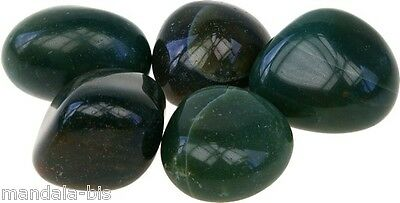 Stones Rolled HELIOTROPE Set of 3 - Lithotherapy
