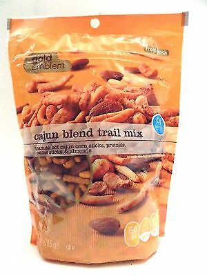 Gold Emblem Cajun Blend Trail Mix 10oz Reseable Pouch