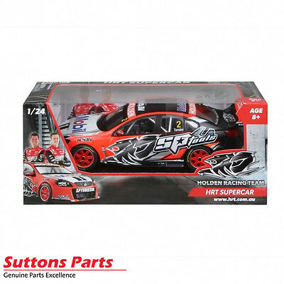 New Authentic Holden Hrt Tander Die Cast 1: 24 Model Part 32409