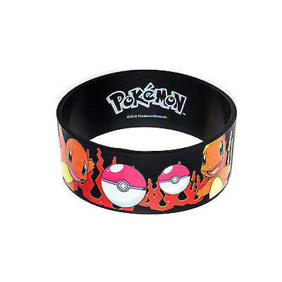 Pokemon Charmander Youth Silicone Bracelet