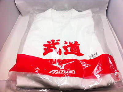 Mizuno Karate gi wear Topps Pants SET Japan uniform 77FH411