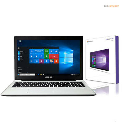 asus notebook 17 zoll weiss intel core ghz 1000. Black Bedroom Furniture Sets. Home Design Ideas