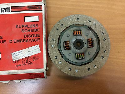 FORD ESCORT XR3 XR3i  XR2 DISCO EMBRAGUE ECD 116 MOTORCRAFT
