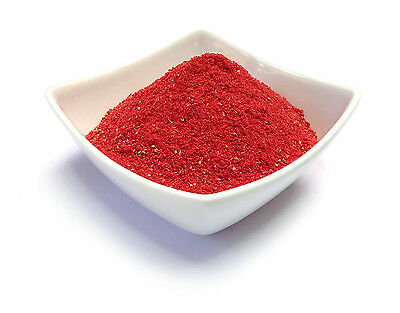 Freeze Dried Strawberry Powder 100g - 1mm size grade