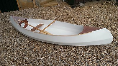 Dengemarsh 10 Open Canoe DIY Build Plans with Full Size Patterns