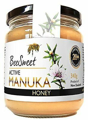 Manuka 20+Honey Certified Tested Active New Zealand Amazing Low Price 20+Rating