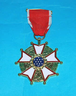 Legion Of Merit Us Armed Forces Military Award Replica.