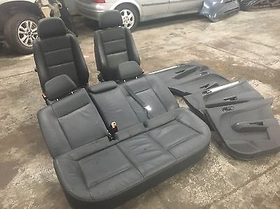 Holden Astra Ah Heated Leather Seats And Door Trims, 5Dr Hatch, 10/04-08/09