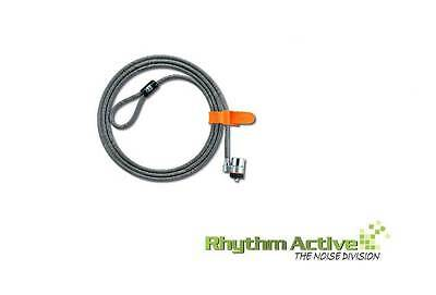 Kensington Microsaver Keyed Notebook Lock/cable Security 6Ft Carbon Steel Cable