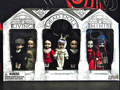 Living Dead Dolls Mini Mausoleum Series 1 Very Good !