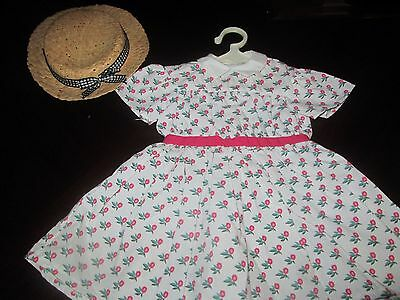 American Girl Addy SUMMER DRESS Pleasant Company 1995