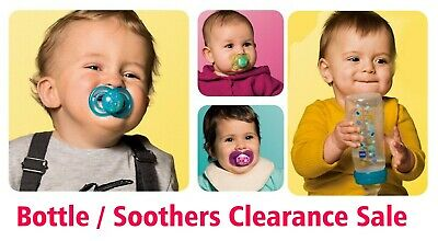 Mam Baby Soothers / Soother Clip Clearance Sale Limited Stock (Choose Product)