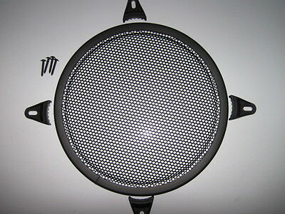 8 inch Speaker Grill. small round holes. UK MADE