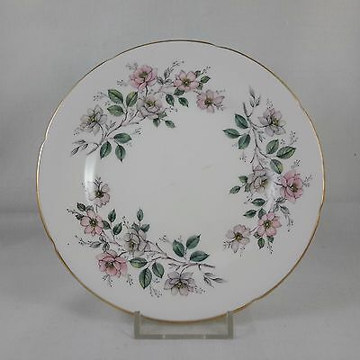 Pretty Vintage Royal Grafton Pink and Lilac Floral Replacement Side Plate