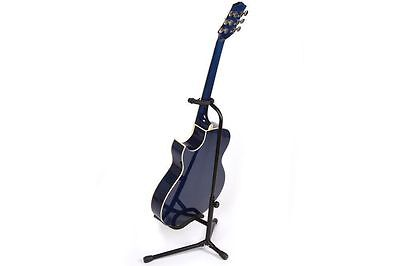 Guitar Floor Stand for Electric Acoustic Bass Guitars Unieversal.