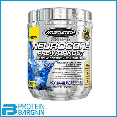 MuscleTech Neurocore Pro Series Super Concentrated Pre-Workout BEST PRICE ONLINE