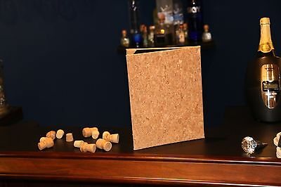 "25pcs. cork,restaurant menu covers, 8 1/2"" x 11"""
