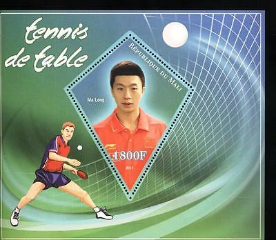(932994) Tabletennis, China, Mali - private issue -