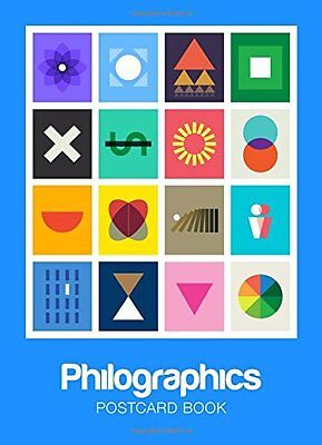 Philographics Postcard book