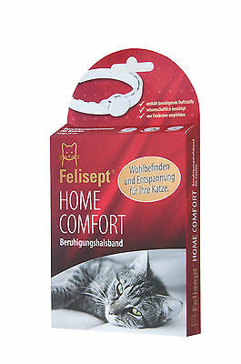 Felisept Home Comfort Soothing neck band Cat Nip - Stress Scratch etc