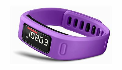 Garmin VivoFit Slate Activity & Sleep Monitor With Heart Rate 010-01225-35