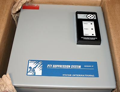 Tycor  Aopt3T0081  Ac Power Surge Suppression System