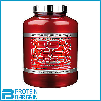 Scitec Nutrition 100% Whey Professional 2.35kg Extra Aminos and Enzymes