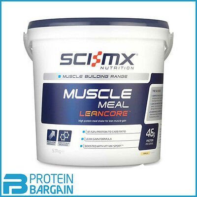Sci-MX Muscle Meal Leancore 5.17kg Advanced Protein BEST PRICE ONLINE