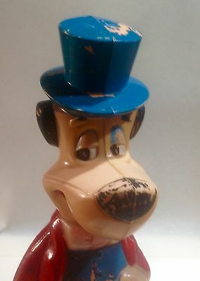 Huckelberry Hound candy container  Hanna Barbera