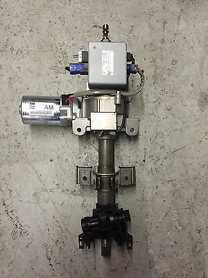 Vauxhall Corsa C 2001 - 2006 Electronic Power Steering Column Eps 13205207 #4