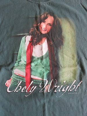 2004 CHELY WRIGHT Concert Tour (XL) T-Shirt