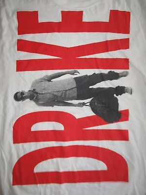 2010 DRAKE Away from Home Concert Tour (XL) T-Shirt