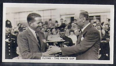 Pattreiouex-Sporting Celebrities (F54)-#45- Flying Aviation - The Kings Cup