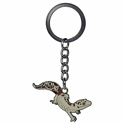 Blue Bug Keychain Leopardgecko mack snow
